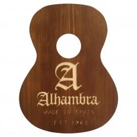 Tapa de madera Alhambra
