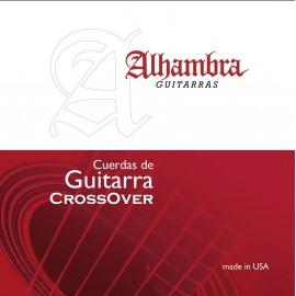 Cuerdas D'Addario para guitarra CROSSOVER