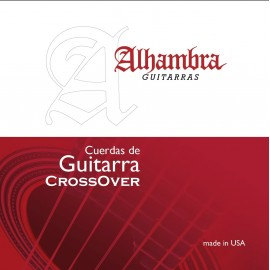 D'Addario Strings for CROSSOVER guitar