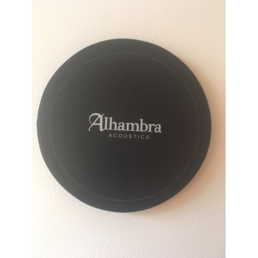 Alhambra anti-feed back for acoustic guitar
