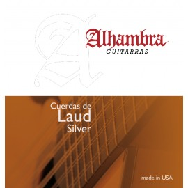 D'Addario set of strings for lute