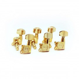 Reliance A Gold plated machine heads for acoustic guitar
